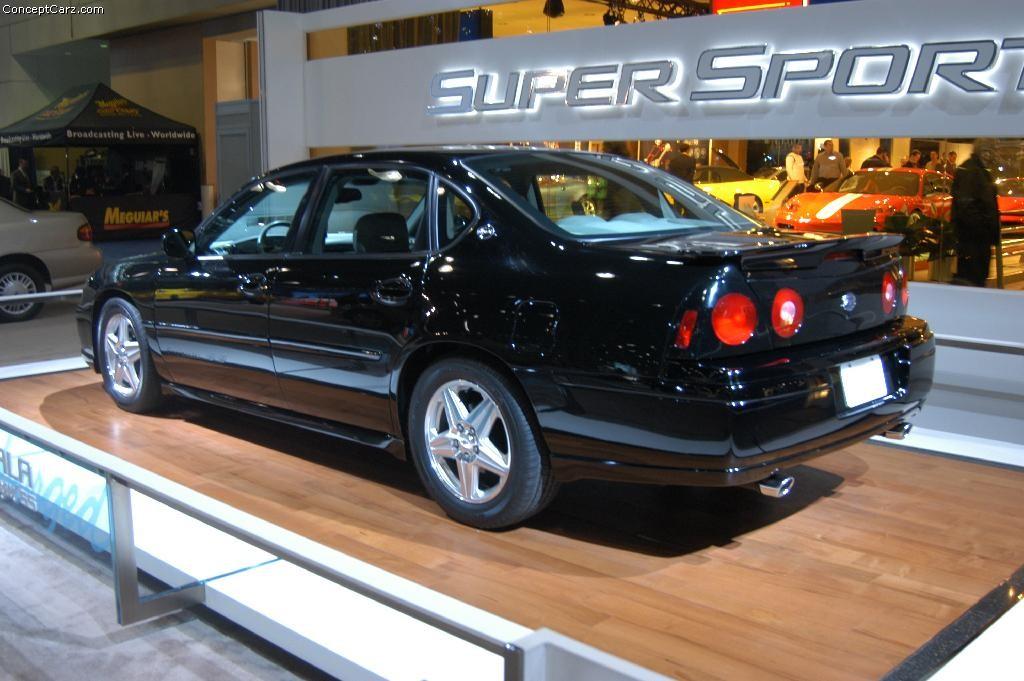 2004 Chevrolet Impala Image. Photo 33 of 35