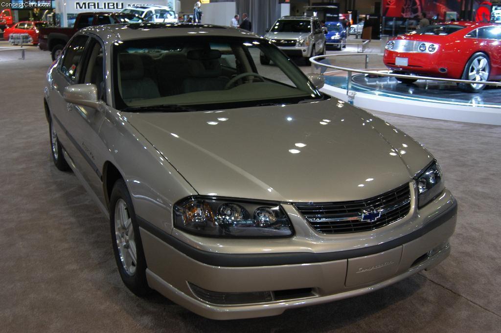 2003 Chevrolet Impala Image. Photo 2 of 3