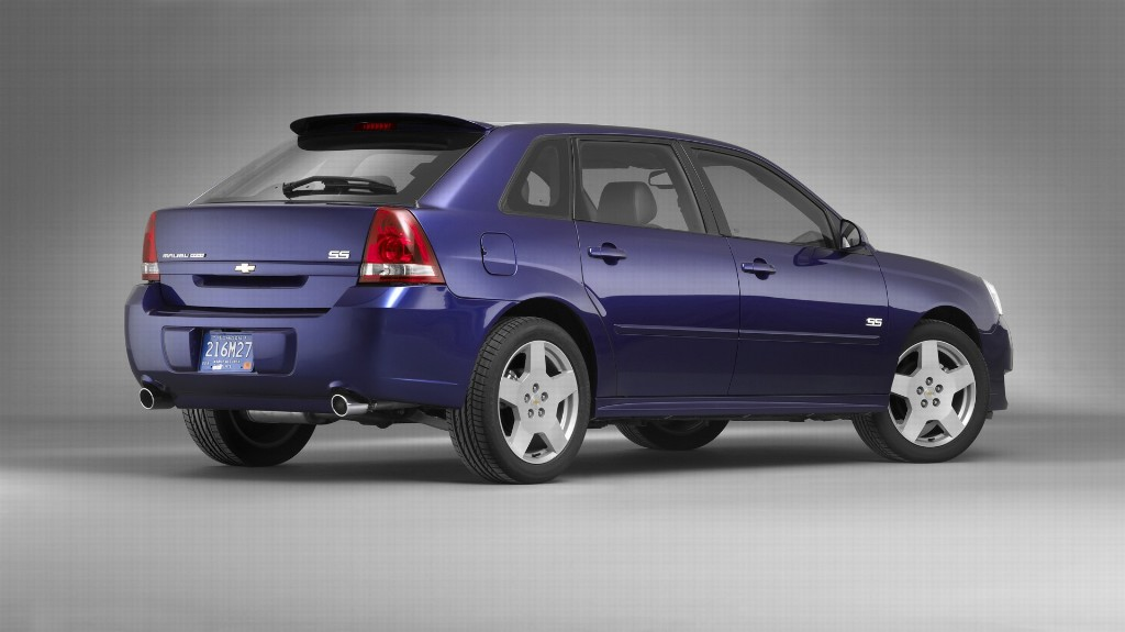 2007 Chevrolet Malibu Pictures History Value Research