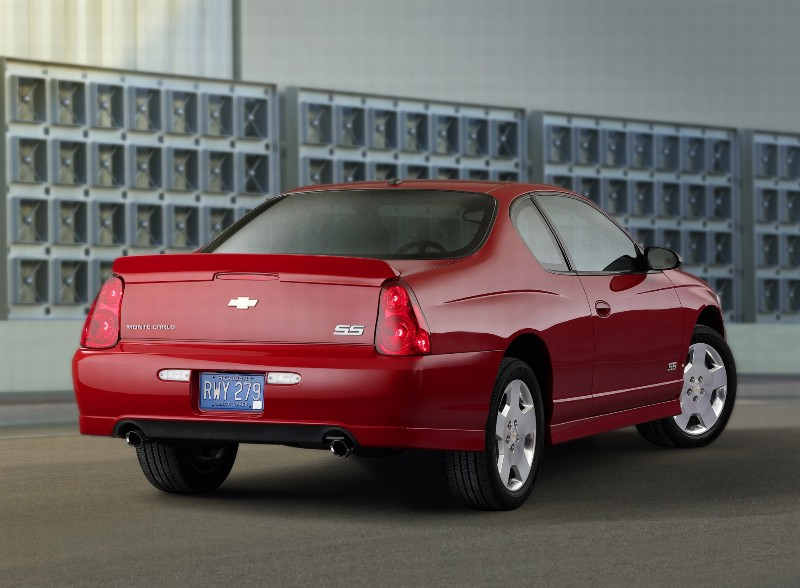 Attractive 2007 Chevrolet Monte Carlo