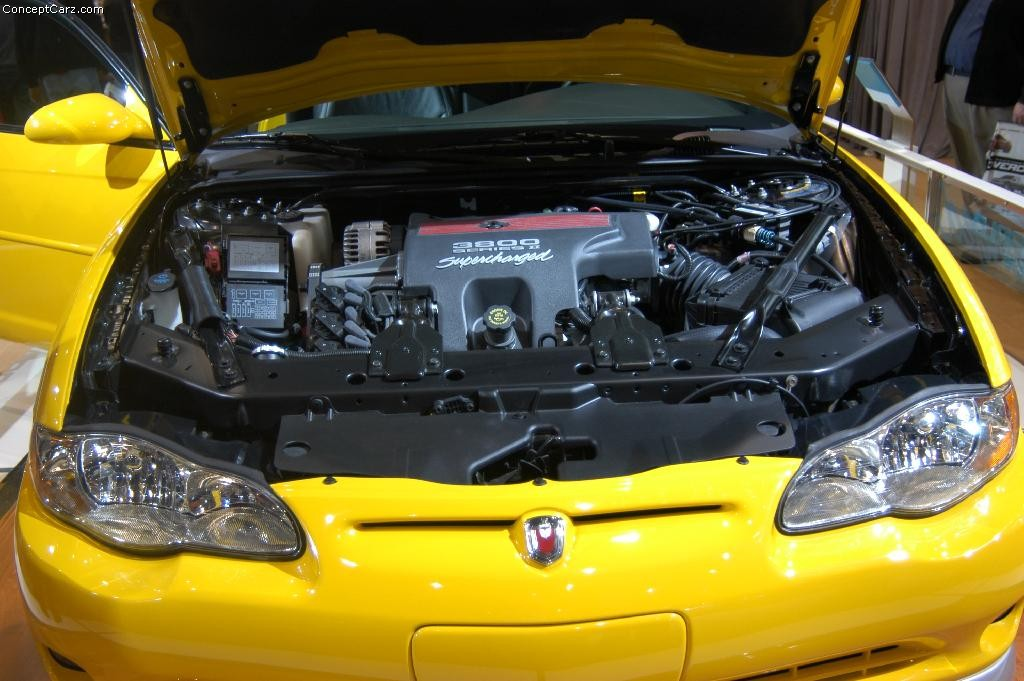 2003 Chevrolet Monte Carlo History Pictures Value