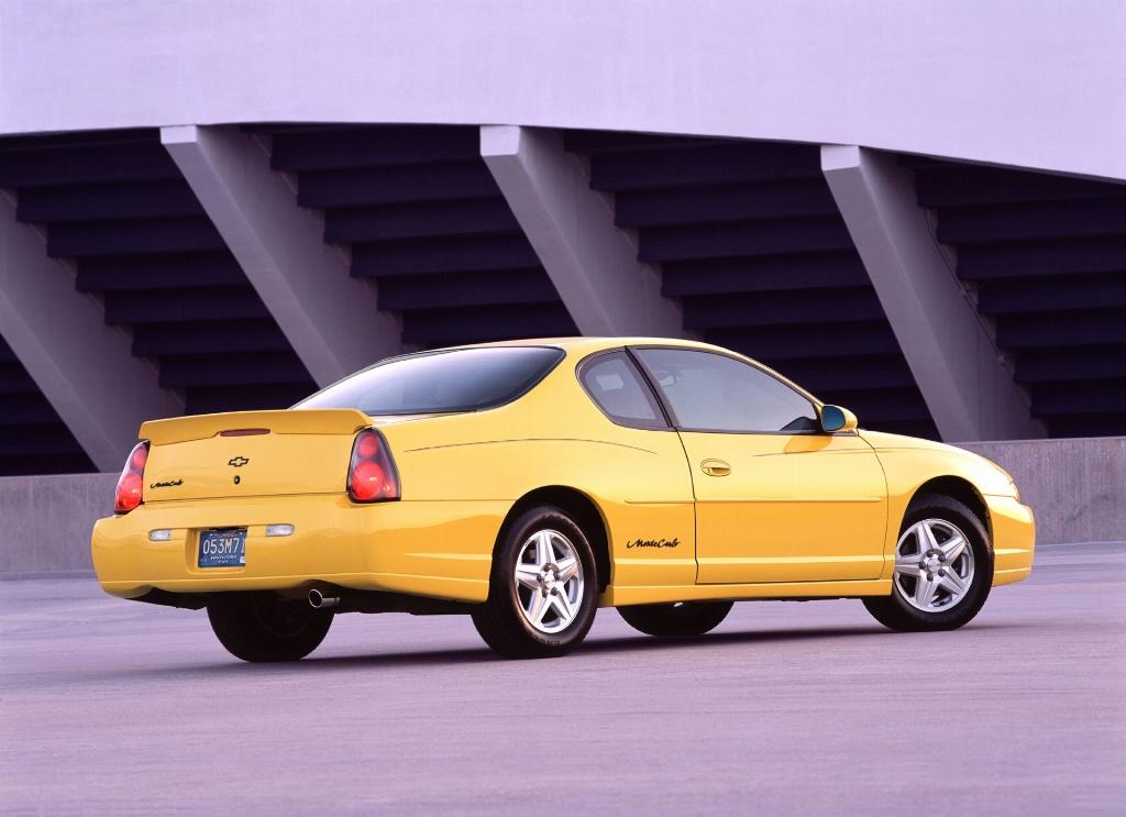 2003 Chevrolet Monte Carlo | conceptcarz.com