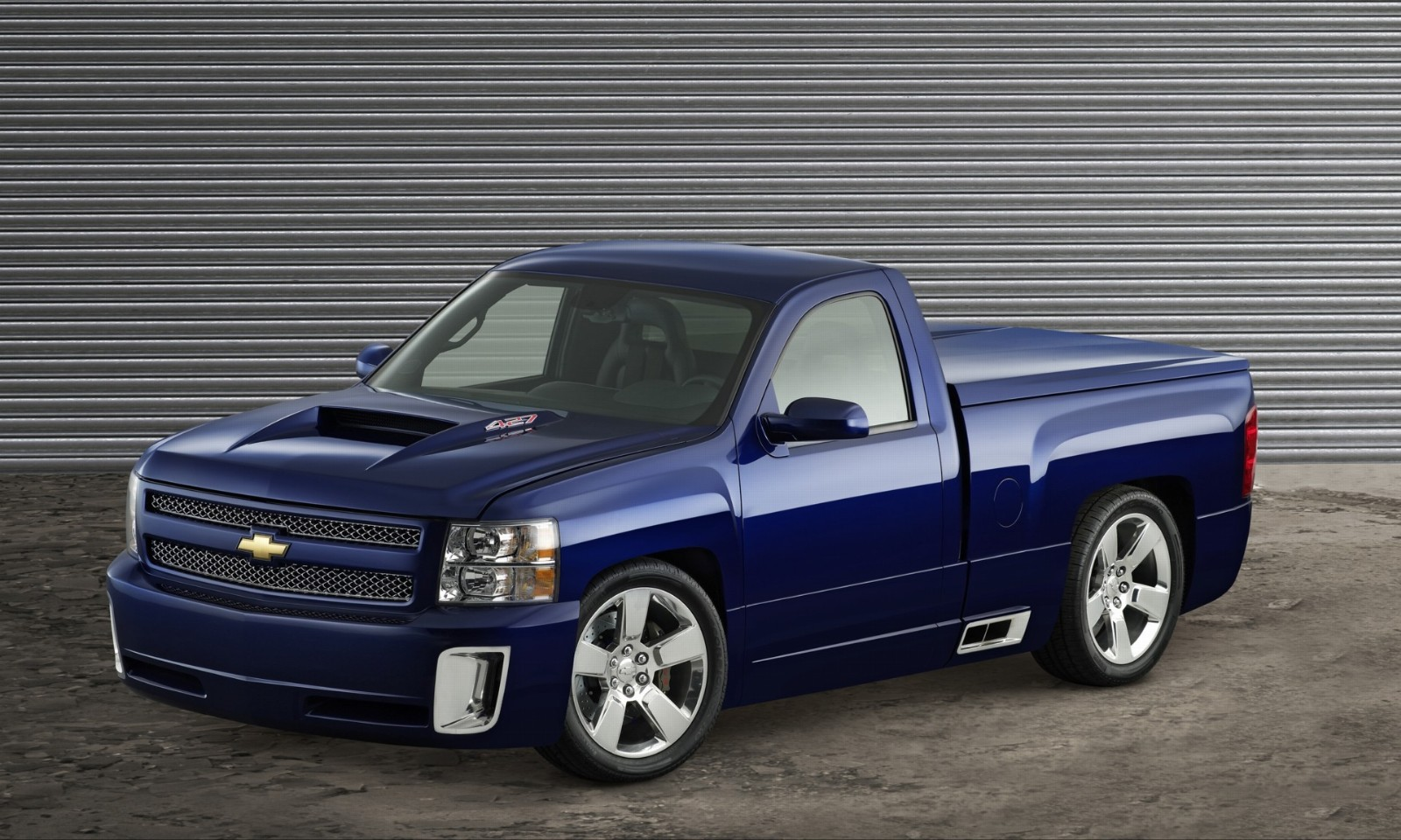 Chevy Silverado Price >> 2006 Chevrolet Silverado 427 Concept Image. Photo 2 of 2