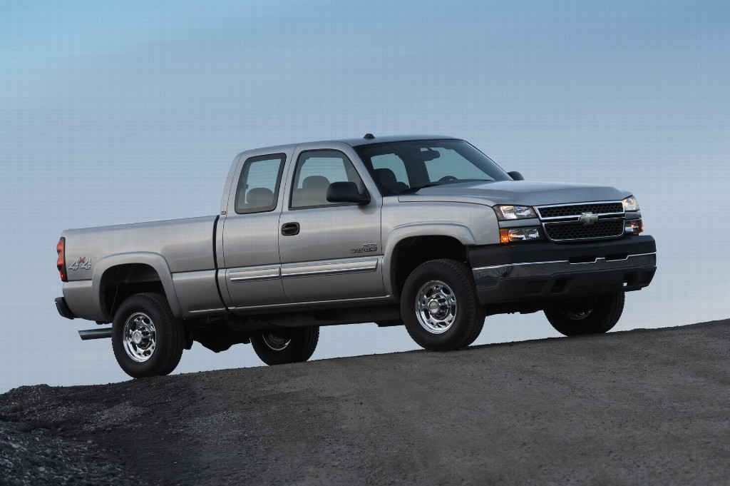 2007 Chevrolet Silverado Pictures, History, Value, Research, News ...
