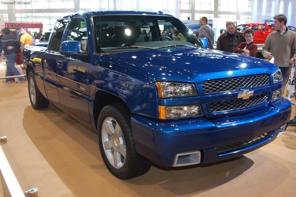 2003 Chevrolet Silverado Image. Photo 40 of 45