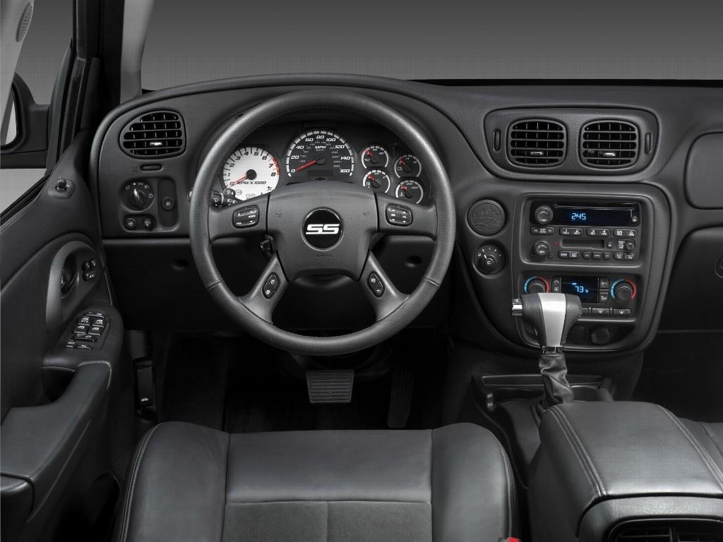 Blazer black chevy trailblazer : 2007 Chevrolet Trailblazer Pictures, History, Value, Research ...