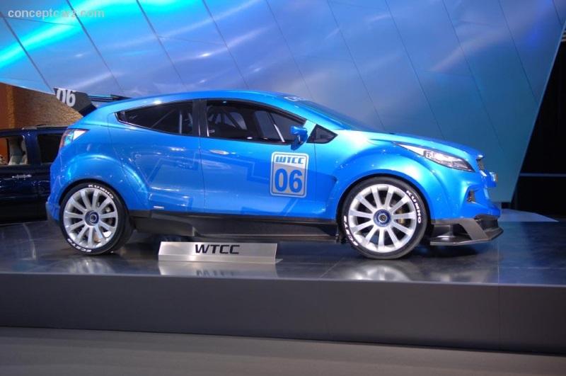 2007 Chevrolet WTCC Ultra