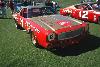 Chassis information for Chevrolet Chevelle Laguna NASCAR