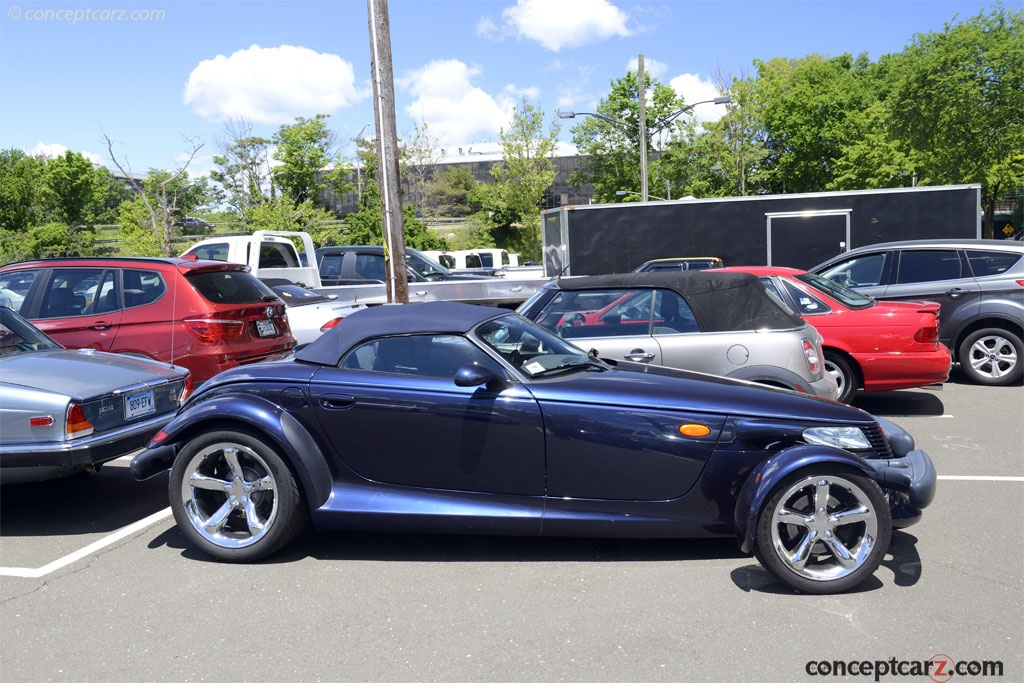 2001 Chrysler Prowler History Pictures Value Auction