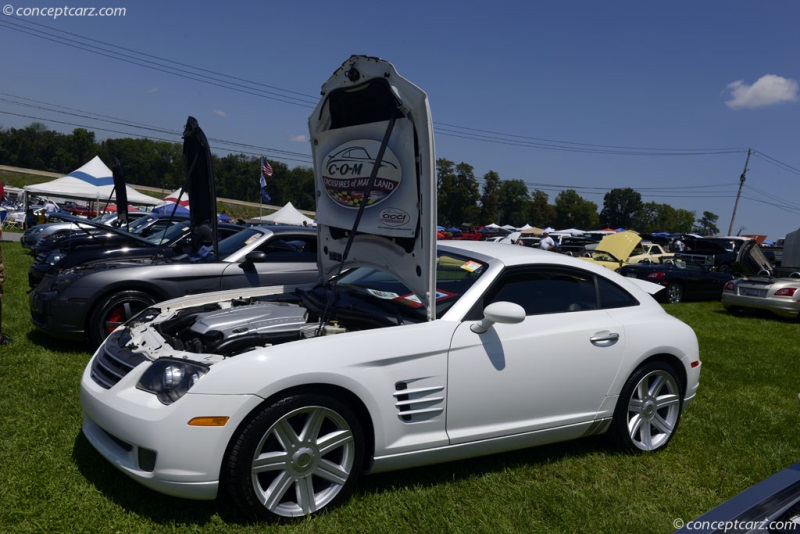 2006 Chrysler Crossfire Image Photo 2 Of 34