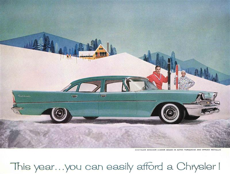 Chrysler windsor 1960