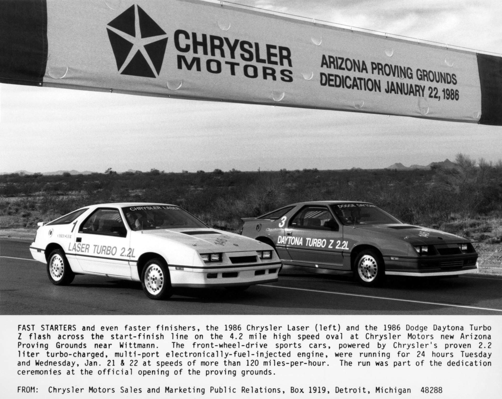 1986 Chrysler Laser Conceptcarz Com