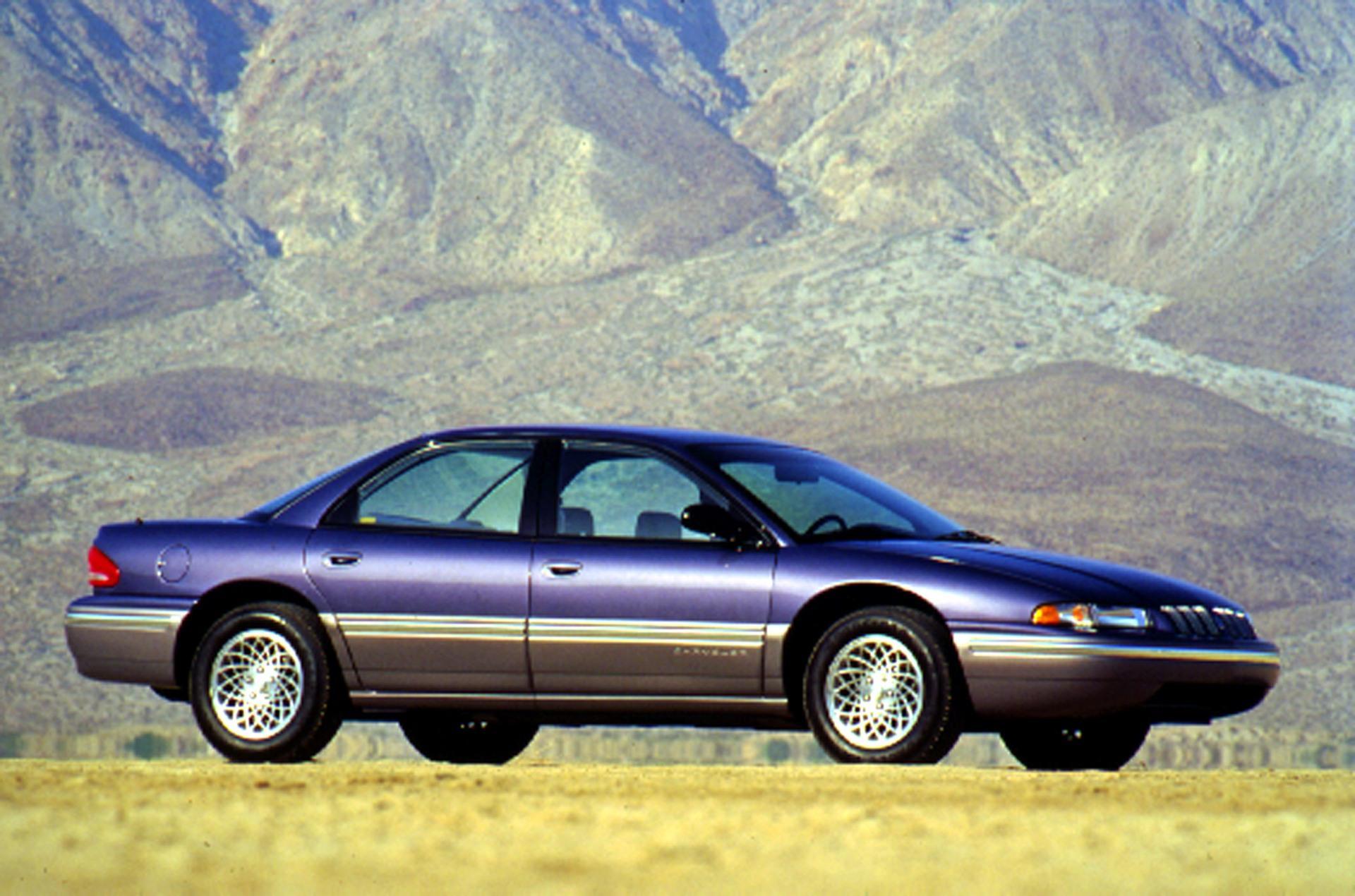 Town And Country Auto Sales >> 1993 Chrysler Concorde | conceptcarz.com