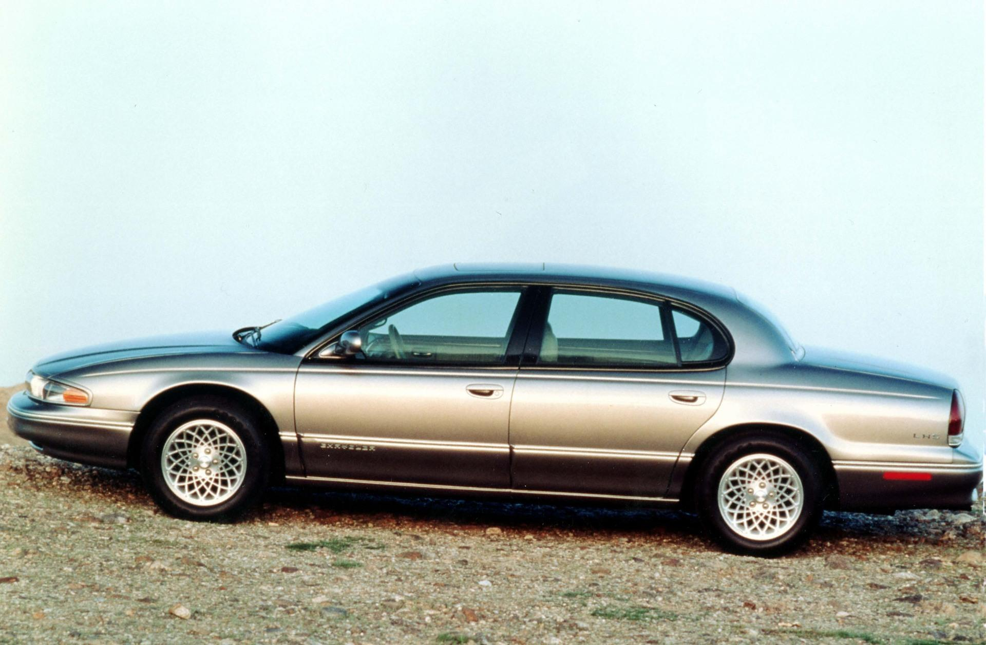1994 Chrysler Lhs History Pictures Sales Value Research