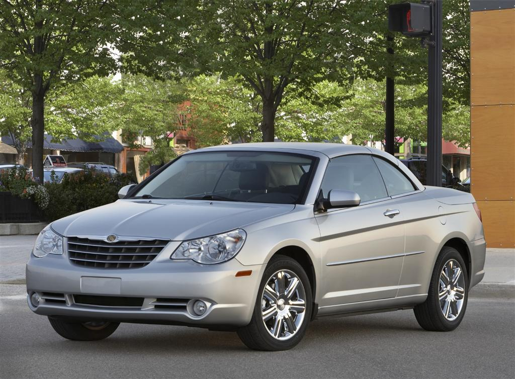 2010 Chrysler Sebring Convertible News And Information