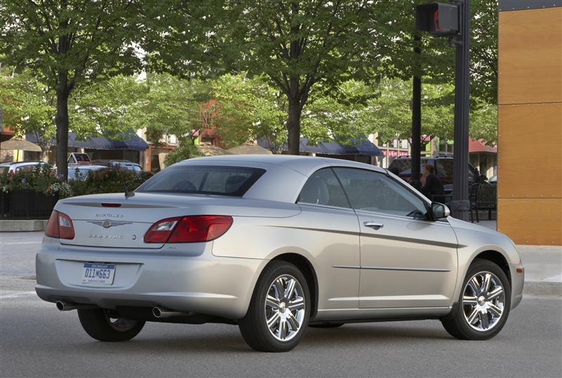 2010 Chrysler Sebring Convertible Image Https Www