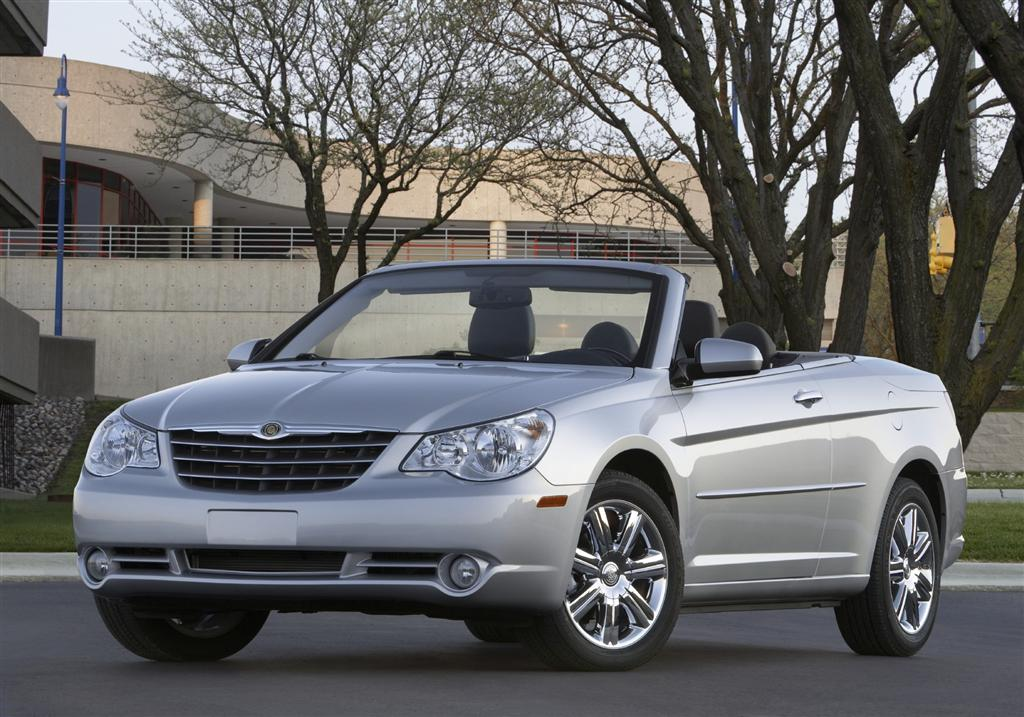 auction results and sales data for 2010 chrysler sebring convertible. Black Bedroom Furniture Sets. Home Design Ideas