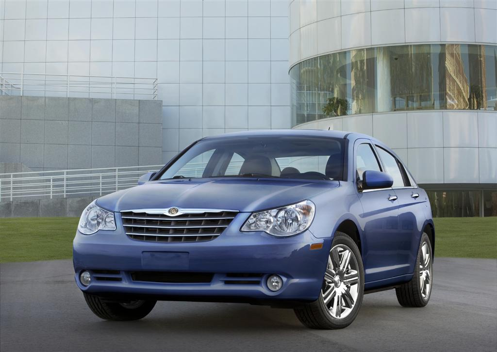 2010 Chrysler Sebring Sedan News And Information
