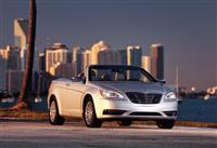 Chrysler 200 Convertible Monthly Vehicle Sales