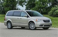 Chrysler Town & Country Monthly Vehicle Sales