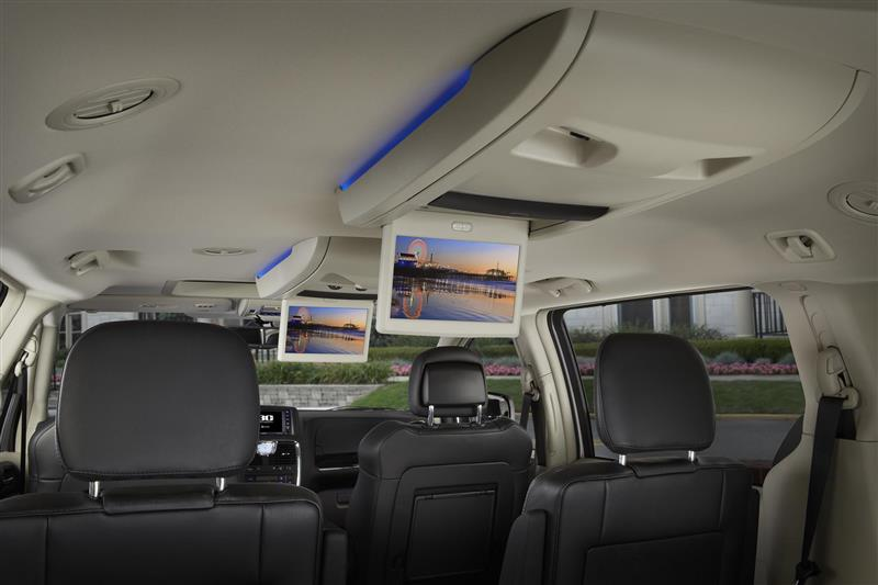 country view limited chrysler reviews platinum review town interior and