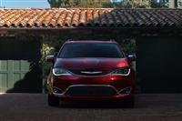 Chrysler Pacifica Monthly Vehicle Sales