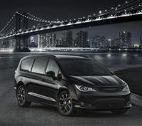 Popular 2018 Chrysler S Appearance Package Wallpaper