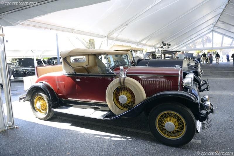 1929 Chrysler Series 75 photograph