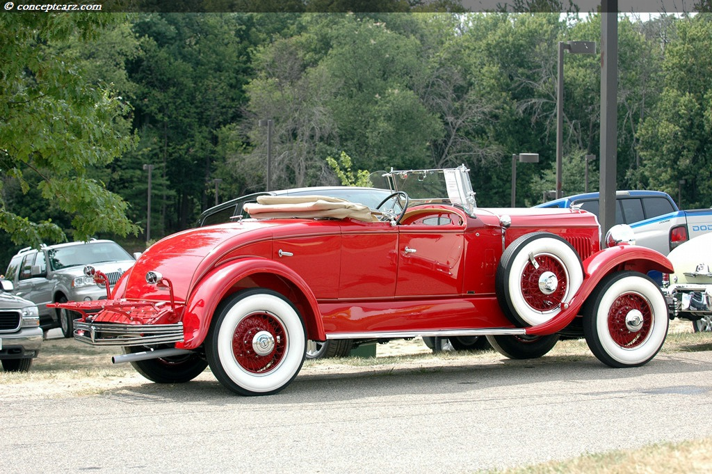1929 Chrysler Imperial Series 80L Pictures, History, Value ...