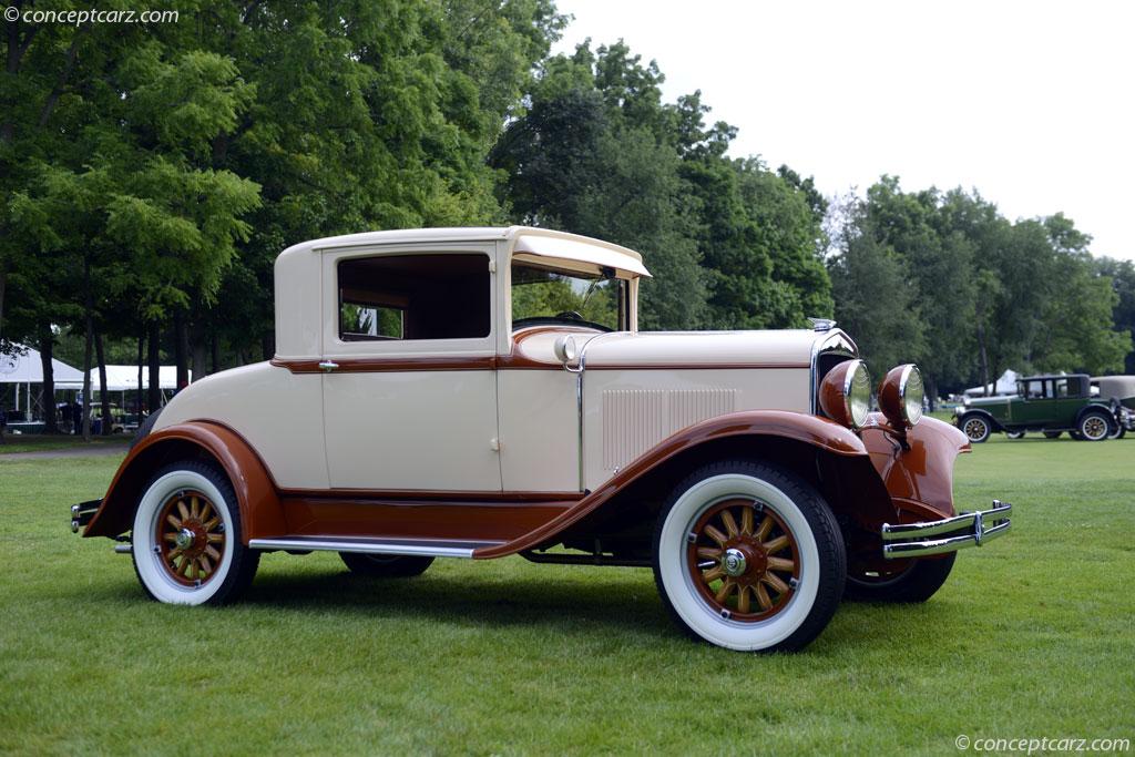 1930 Chrysler Series 66 Image