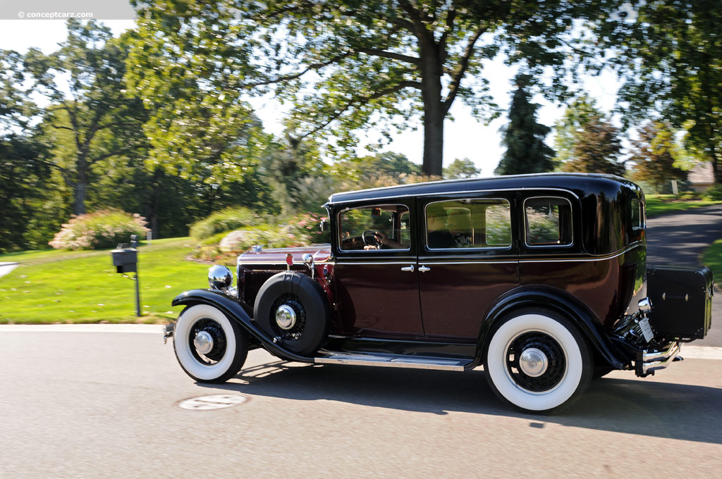 1930 Chrysler Series 77 Image