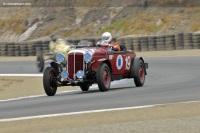 1931 Chrysler CD-8 Le Mans.  Chassis number 1D1 601R 7515256