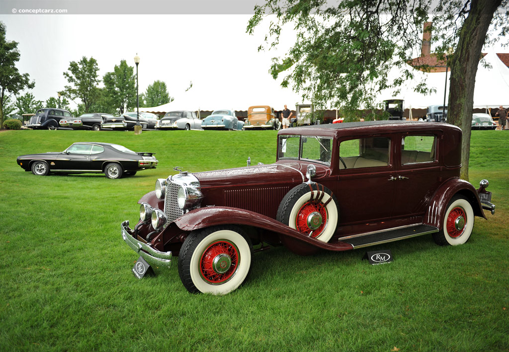 1931 Chrysler Cg Imperial Image Chassis Number 7803256