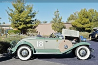 1931 Chrysler CM Six.  Chassis number 6 532 542