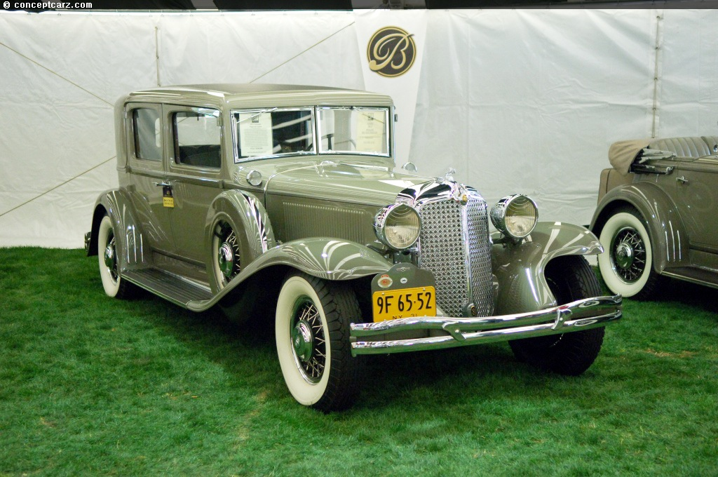 1931 Chrysler CG Imperial