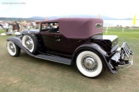 1931 Chrysler CG Imperial.  Chassis number 7801063