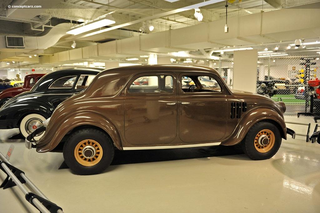 1932 Chrysler Airflow Trifon Concept Pictures History Value