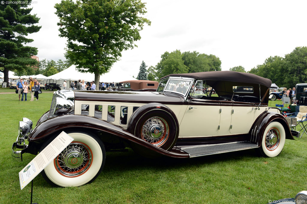 1933 Chrysler CL Custom Imperial Image Photo 81 of 195