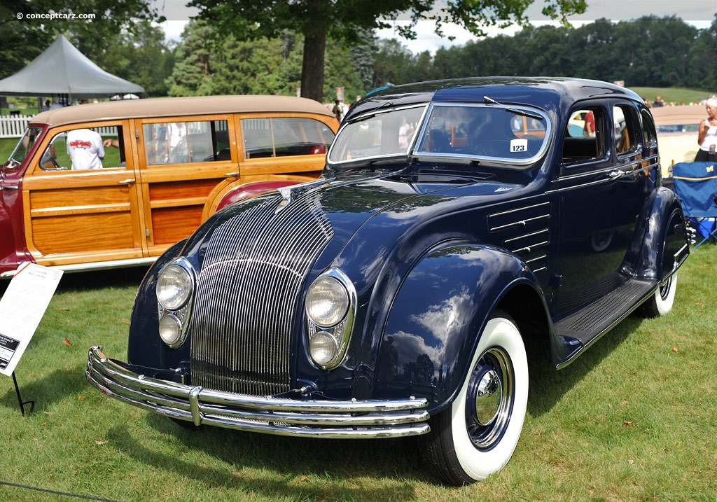 Concours D Elegance >> 1934 Chrysler Airflow Series CU Image. Photo 32 of 49