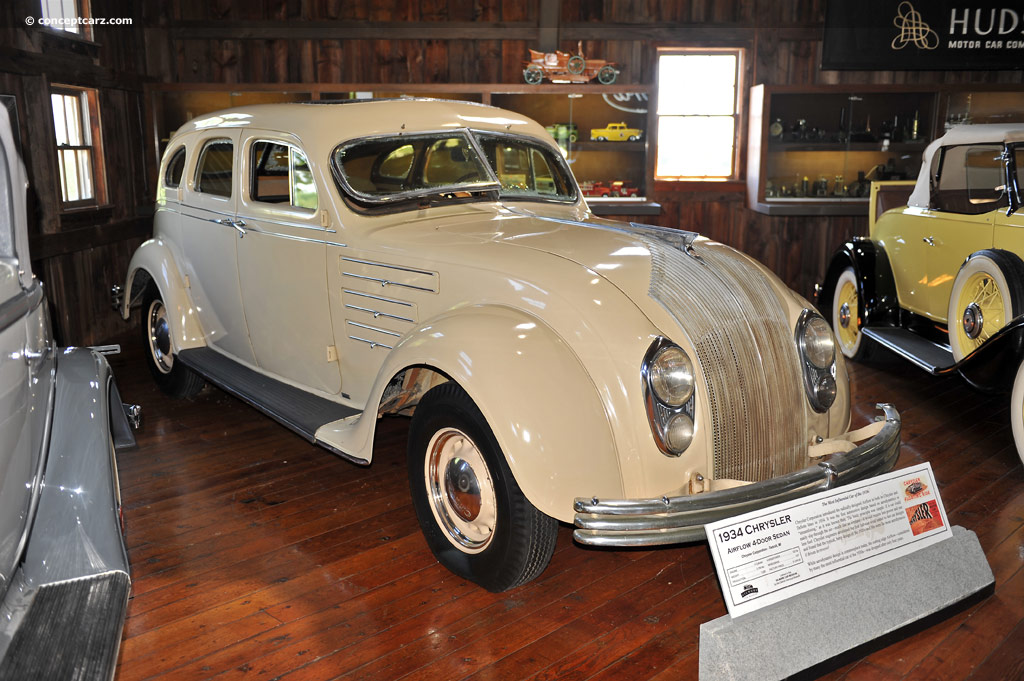 Dv >> 1934 Chrysler Airflow Series CU Image. Photo 18 of 49