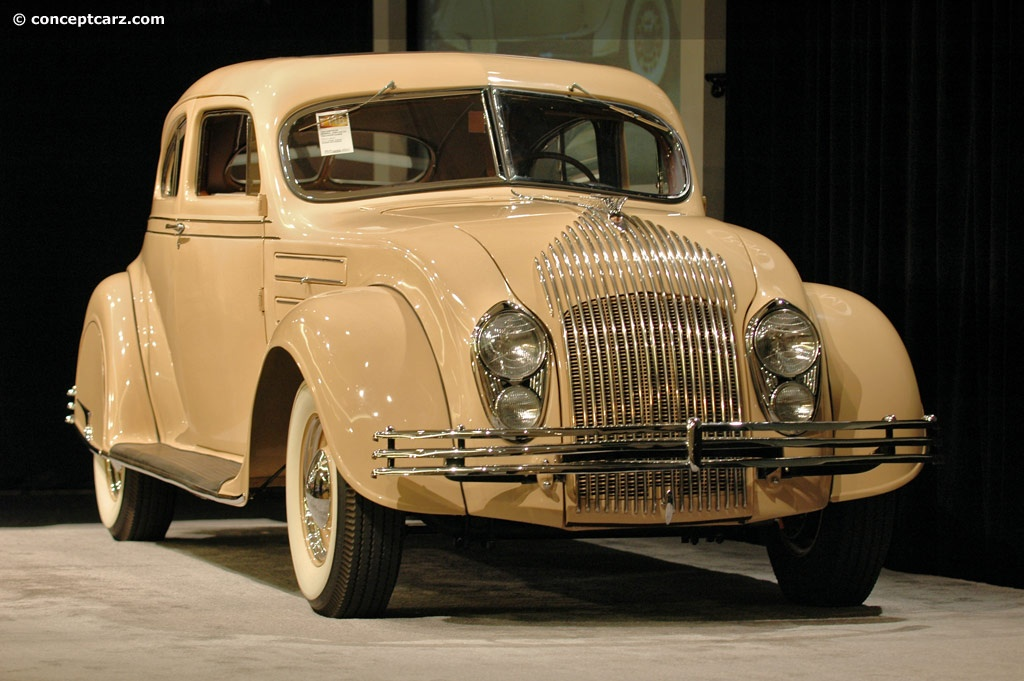 1934 Chrysler Imperial Airflow Series Cv History Pictures