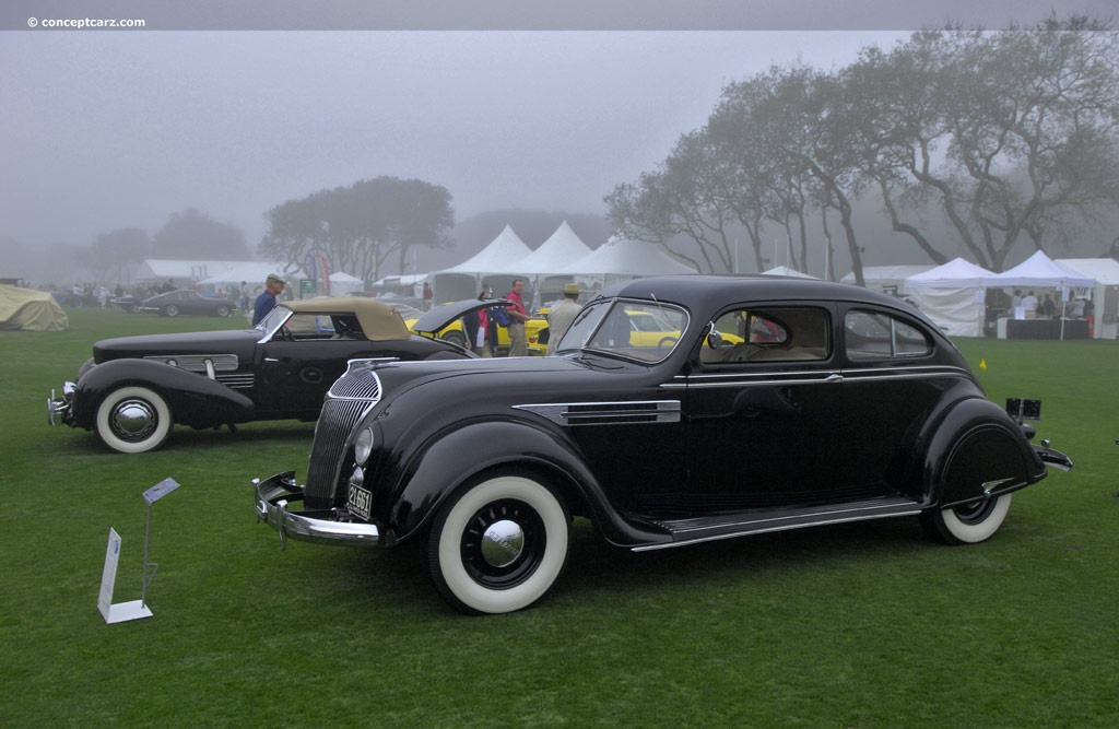1936 Chrysler Imperial Airflow C10 At The Amelia Island