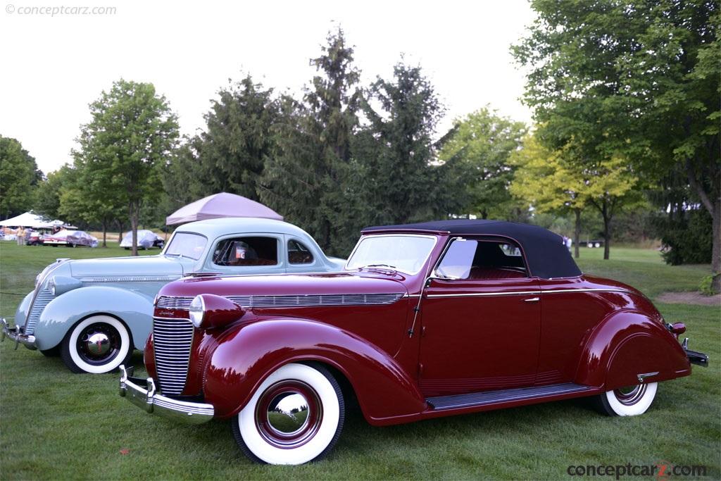 1937 Chrysler Imperial Custom Touring Sedan for sale on ...  |1937 Chrysler Imperial