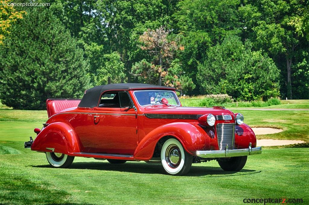 File:1937 Chrysler Imperial, 140hp, 5302cc, 130kmh photo-4 ...  |1937 Chrysler Imperial