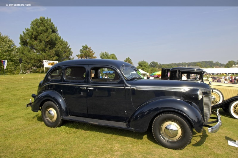 1937 Chrysler C-16 Royal