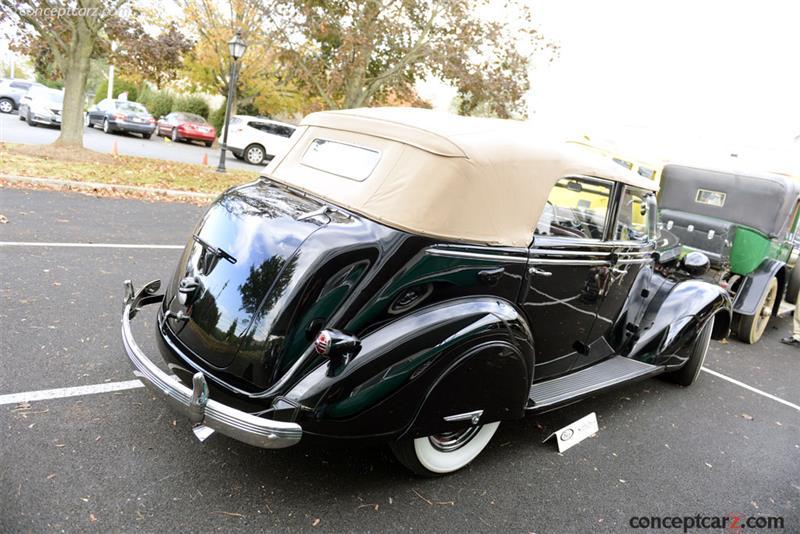 1937 Chrysler C-16 Royal