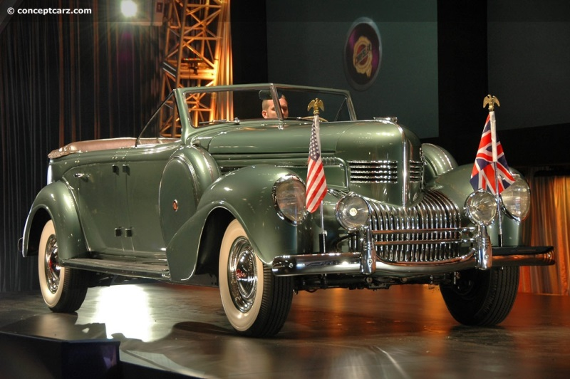 1939 Chrysler Custom Imperial