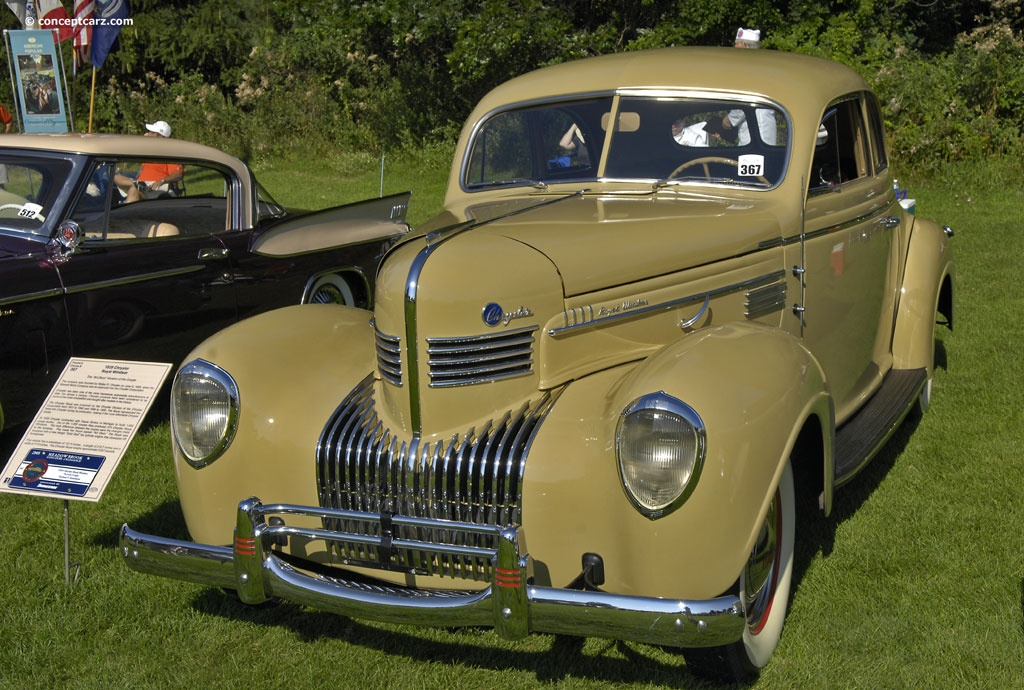 1939 Chrysler Royal Windsor