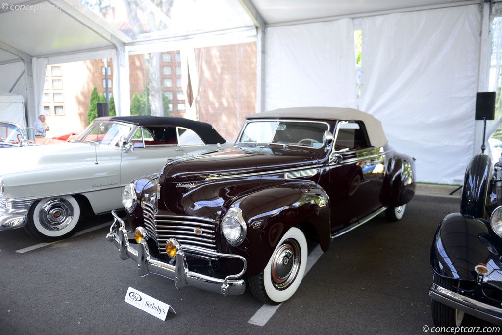 1940 Chrysler Windsor Pictures, History, Value, Research, News ...