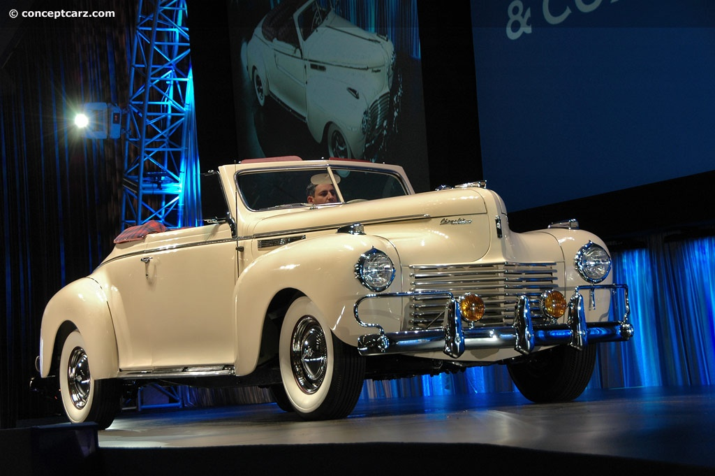 1940 Chrysler New Yorker History Pictures Sales Value
